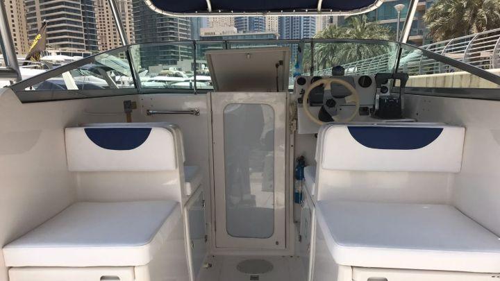 34 ft Speed Boat Rental Dubai Marina