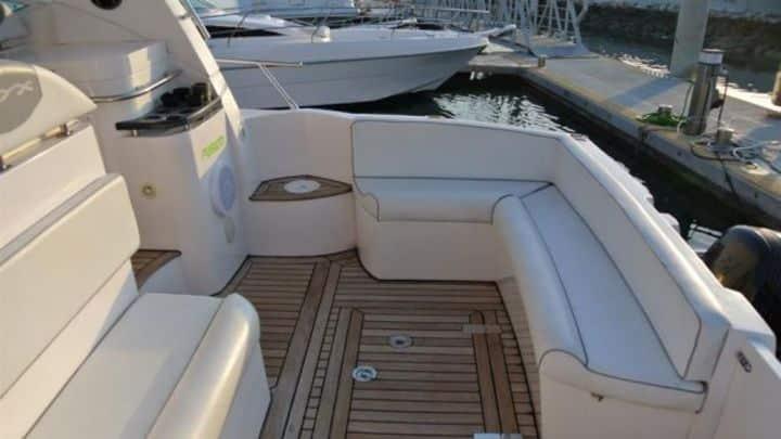 36 ft Mini Yacht Rental Dubai Marina
