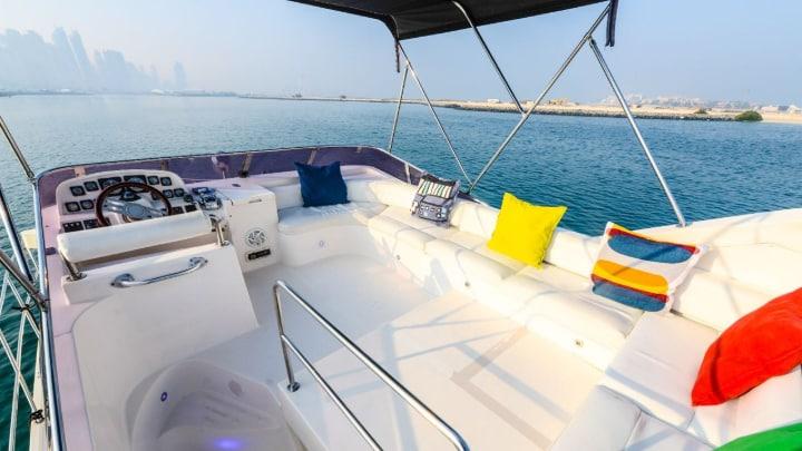 Elite Yacht Rental Dubai