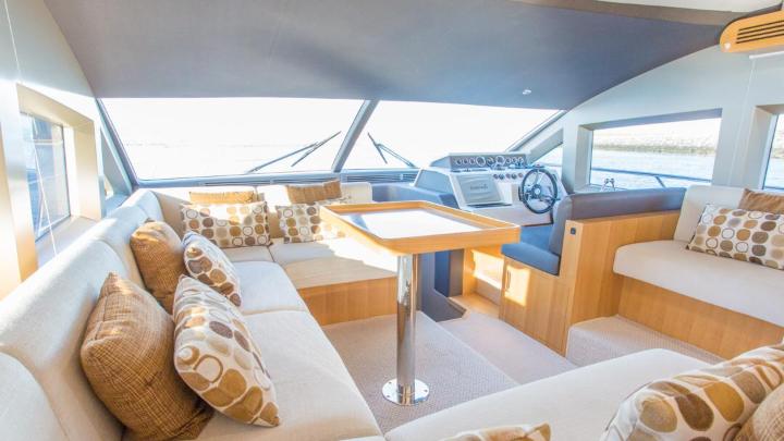 Serena Yacht