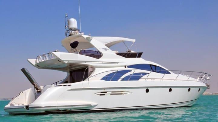 50 ft yacht fishing trip