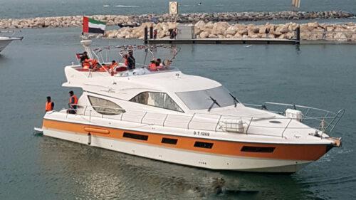 70 ft Yacht Rental Jumeirah