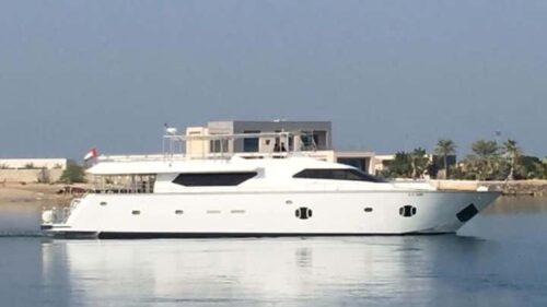 Ocean Pearl Yacht Dubai