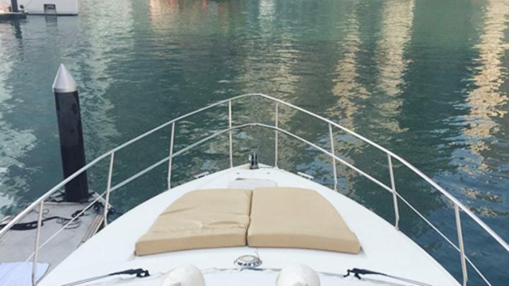 Asf 2 Yacht Dubai