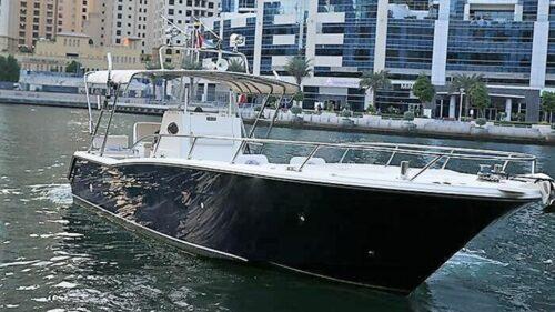Asf 5 Speed Boat Dubai