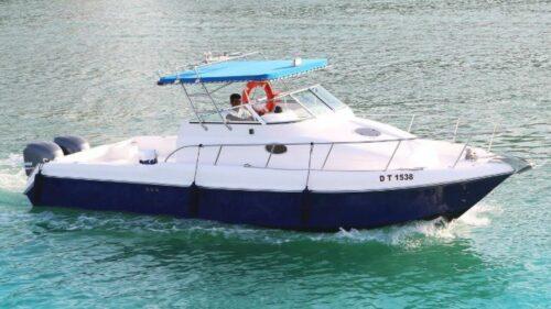 القارب السريع اي اس اف 6