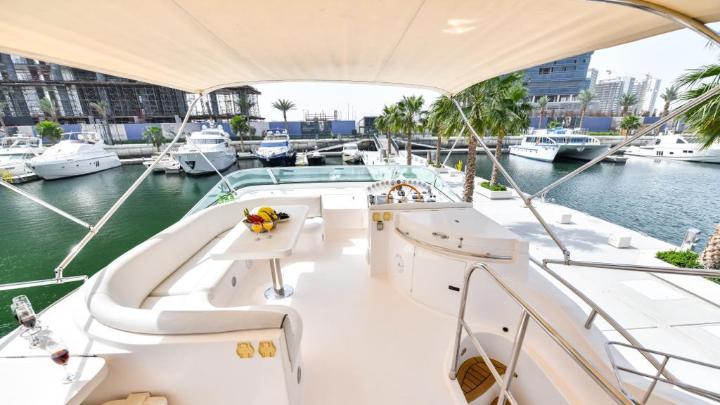 Blue 1 Yacht Dubai