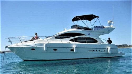 The Charter Yacht Dubai