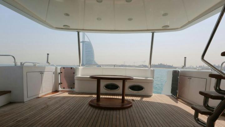 Cozmo 1 Yacht Dubai