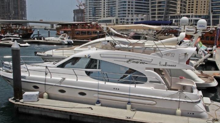 Cozmo 3 Yacht Dubai