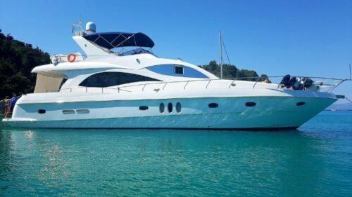 D370 Yacht Dubai