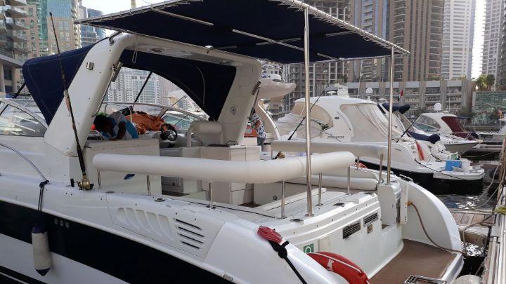 D3 Mini Yacht Dubai
