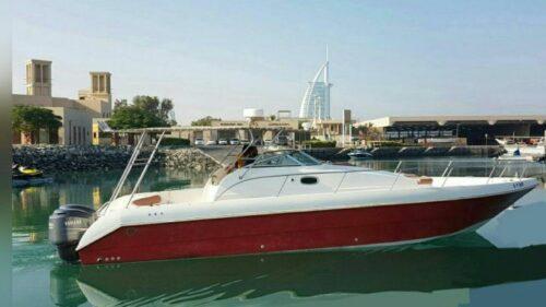 D3 Speed Boat Dubai
