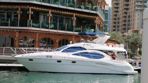 D350 Yacht Dubai