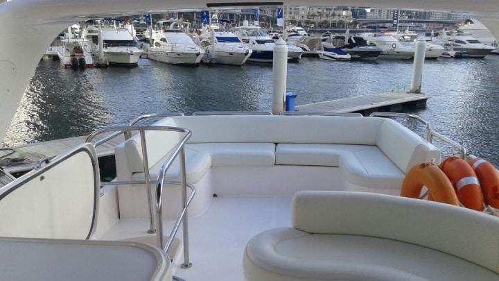 D3 Yacht Dubai