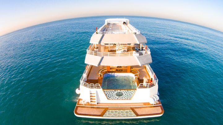 Desert Rose Yacht Dubai