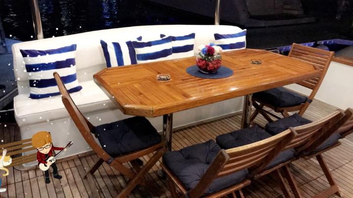 Elite 1 Yacht Dubai