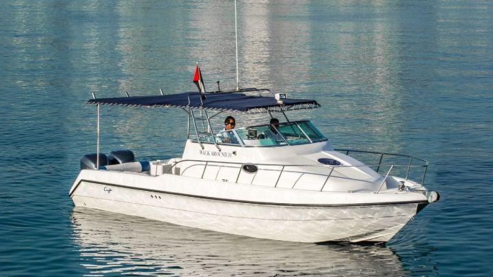 Elite 3 Speed Boat Dubai