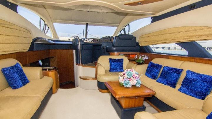 The Exclusive Yacht Dubai Marina