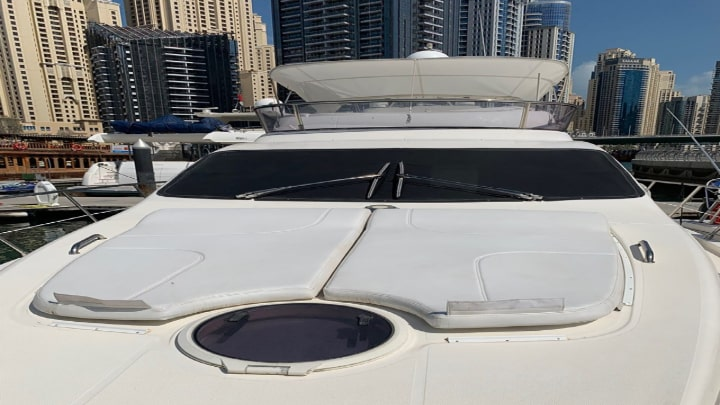 The Exclusive Yacht Dubai Marina