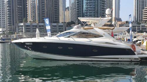 Everest 3 Mini Yacht Dubai
