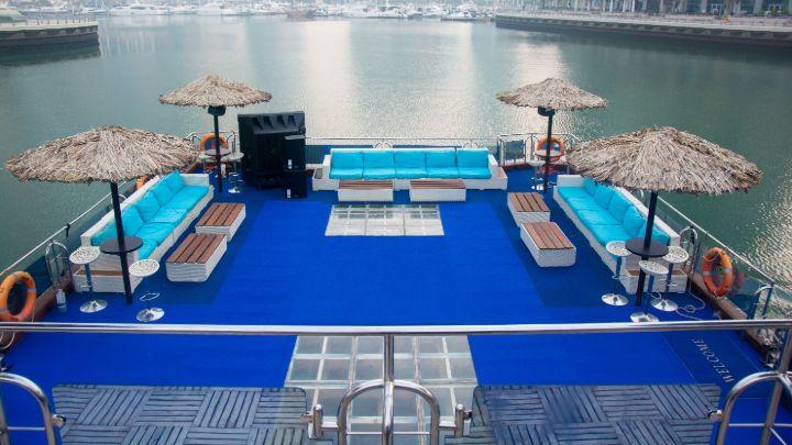 Party Boat Dubai