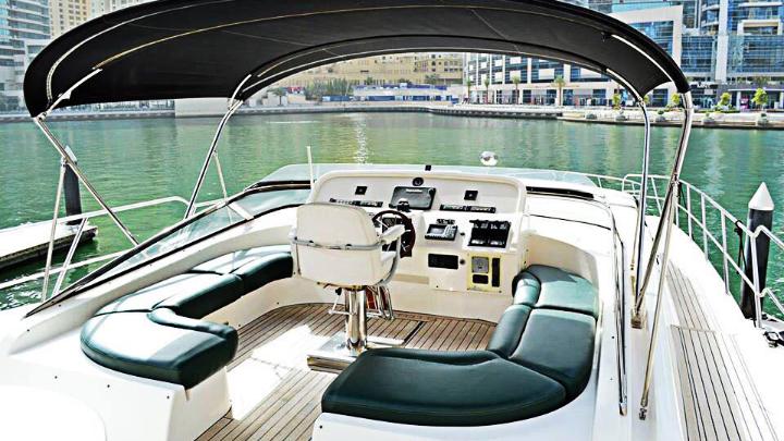 Jan 1 Yacht Dubai