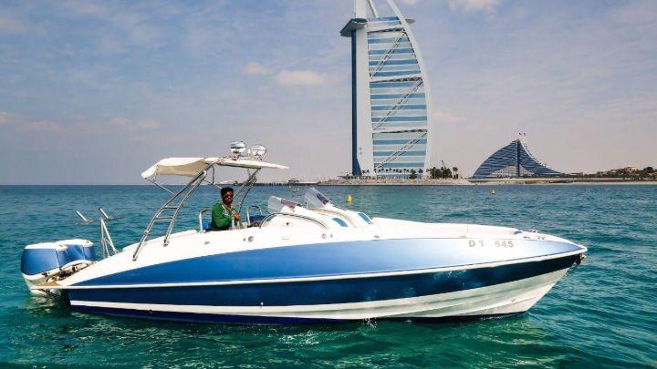 Jan 4 Speed Boat Dubai