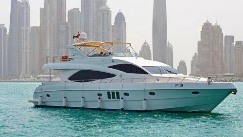 Jan 5 Yacht Dubai