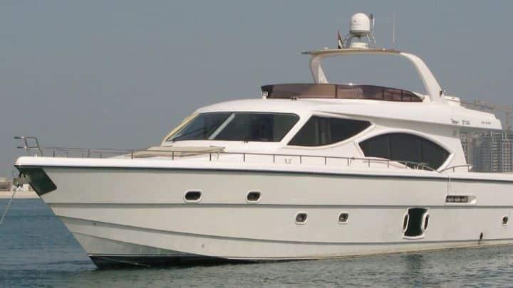 Lady Bella Yacht Dubai
