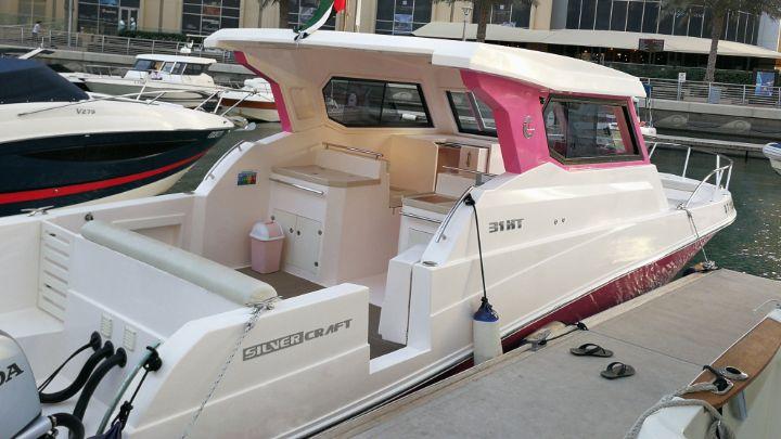 Lagoon 2 Speed Boat Dubai
