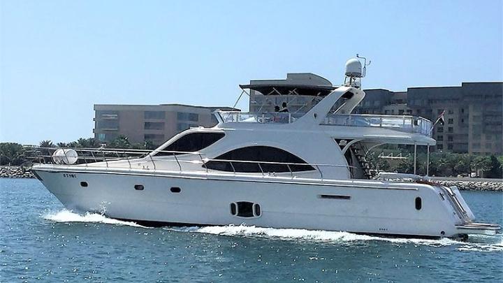 Lena 1 Yacht Dubai