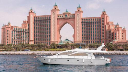 Mercury Coral Yacht Dubai