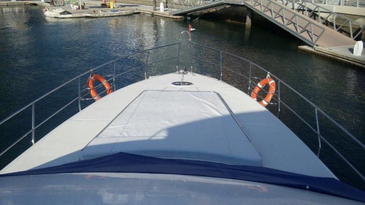 Prime 1 Yacht Dubai
