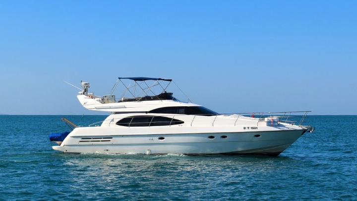 Rose 1 Yacht Dubai