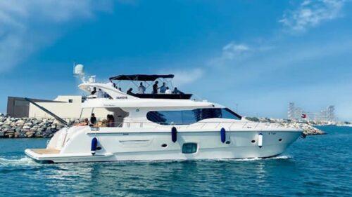 The Duretti Yacht Dubai Marina