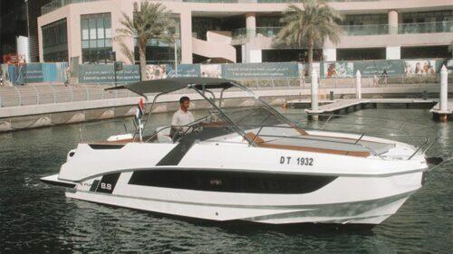 Seascape 2 Mini Yacht Dubai