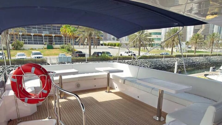 VIP 4 Yacht Dubai