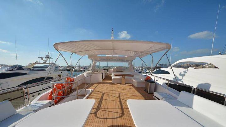 VIP 5 Yacht Dubai