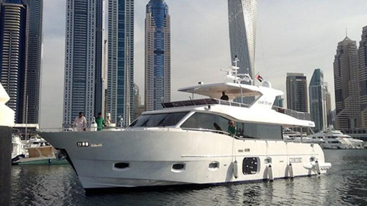 VIP Ruby Yacht Dubai