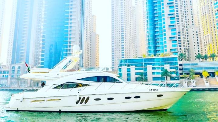 Paradise 1 Yacht Dubai
