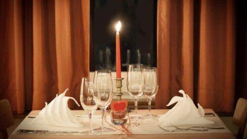 Yacht Romantic Dinner Dubai