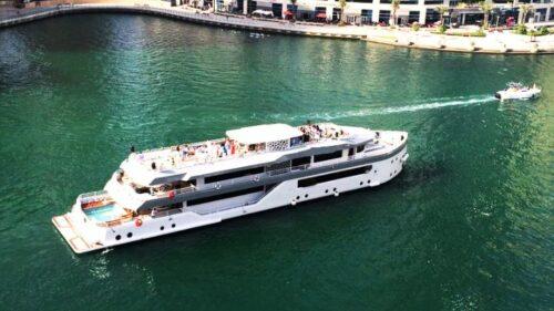 Yacht Brunch Dubai